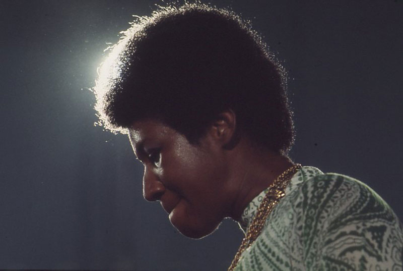 Amazing Grace - Aretha Franklin : Photo Aretha Franklin