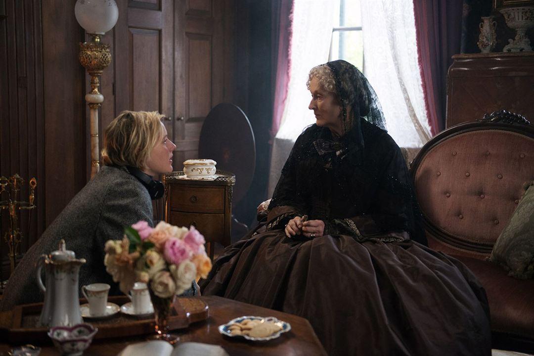 Les Filles du Docteur March : Photo Greta Gerwig, Meryl Streep
