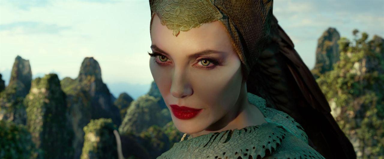 Maléfique : Le Pouvoir du Mal : Photo Angelina Jolie