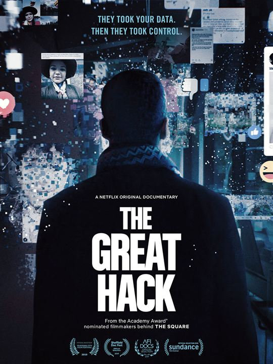 The Great Hack : L'affaire Cambridge Analytica : Affiche