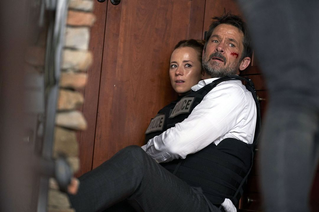 Photo Billy Campbell, Karine Vanasse