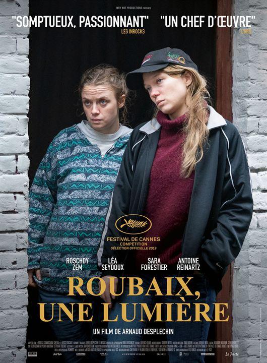 Roubaix, une lumière : Affiche