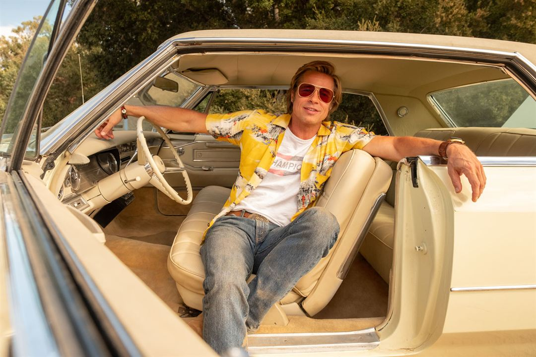 Once Upon a Time… in Hollywood : Photo Brad Pitt