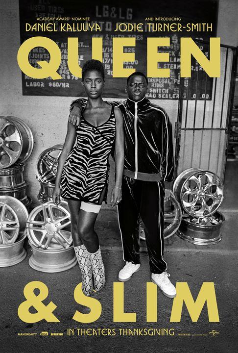 Queen & Slim : Affiche