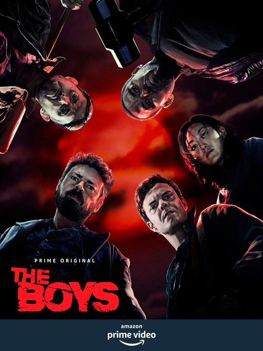 The Boys : Affiche