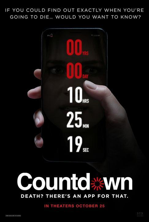 Countdown : Affiche