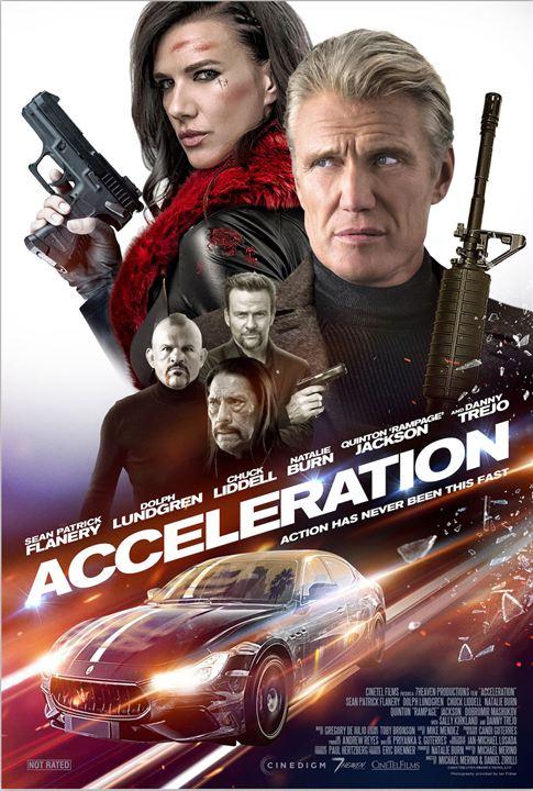 Acceleration : Affiche