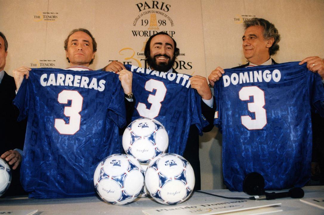 Pavarotti : Photo José Carreras, Luciano Pavarotti, Plácido Domingo