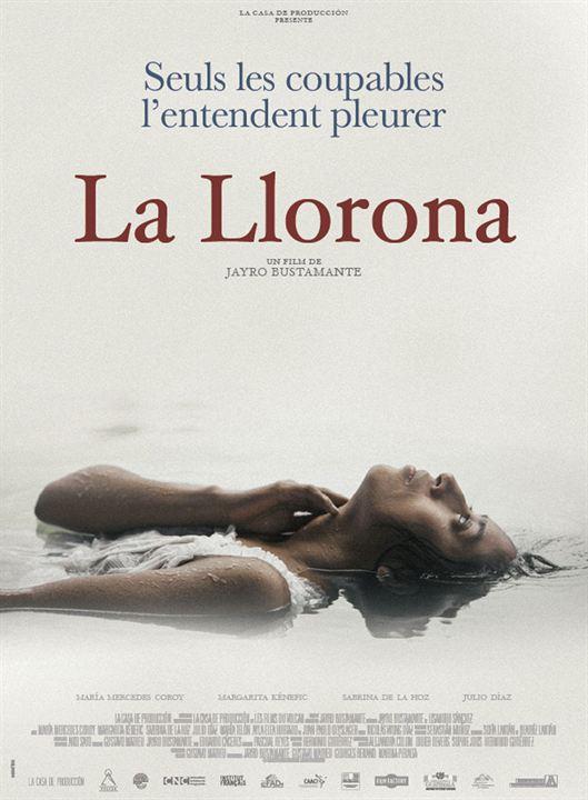La Llorona : Affiche