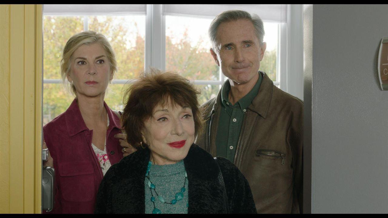 Joyeuse retraite ! : Photo Judith Magre, Michèle Laroque, Thierry Lhermitte