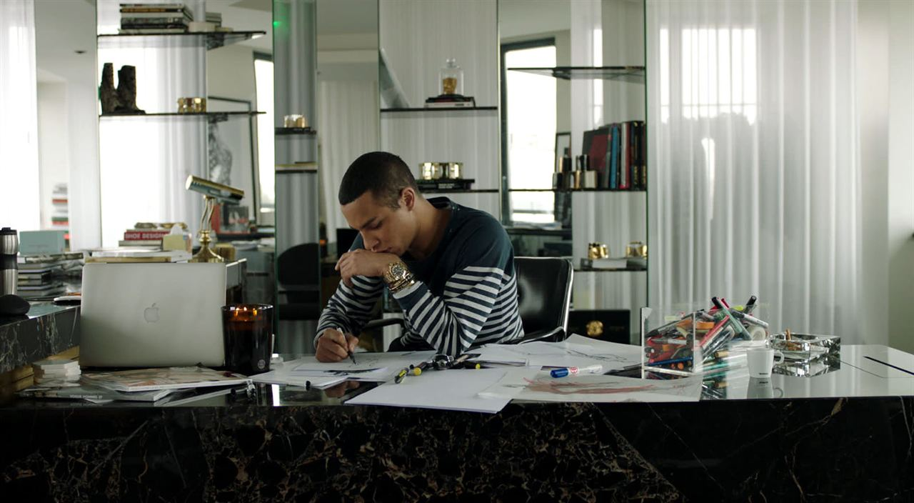 Wonder Boy, Olivier Rousteing, Né Sous X : Photo Olivier Rousteing