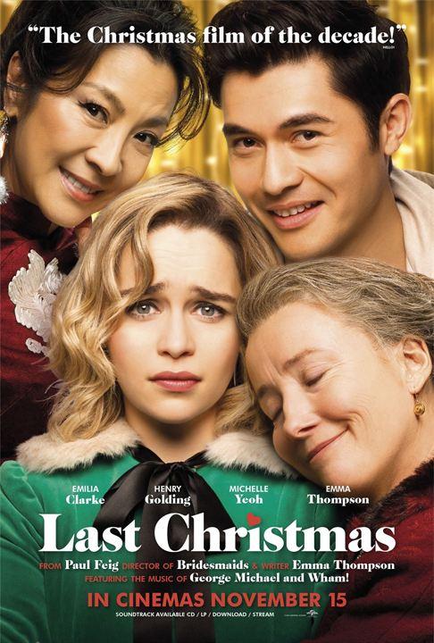 Last Christmas : Affiche
