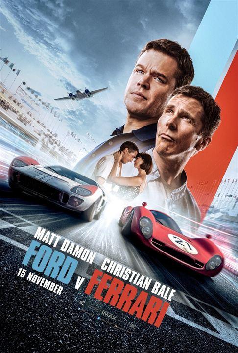 Le Mans 66 : Affiche