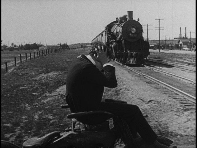 Sherlock Junior : Photo Buster Keaton
