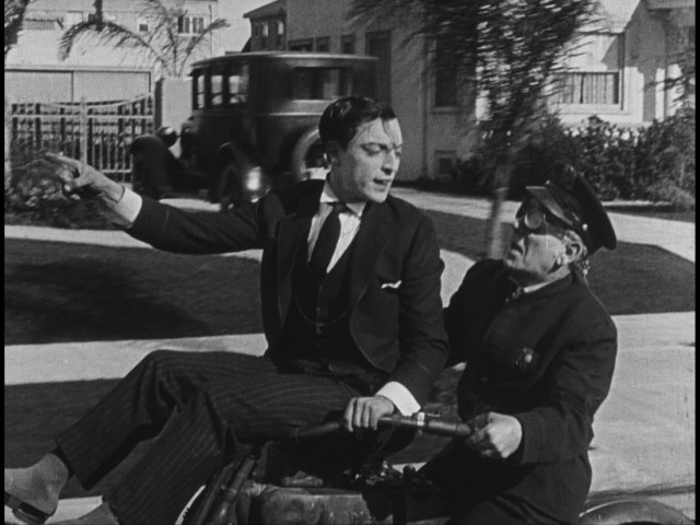 Sherlock Junior : Photo Buster Keaton