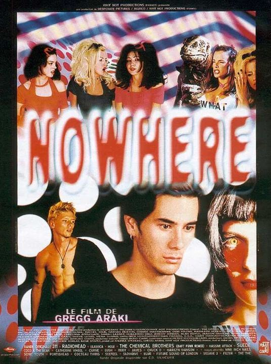 Nowhere : Affiche