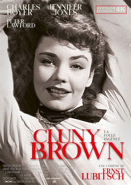 Cluny Brown (La Folle ingénue) : Affiche