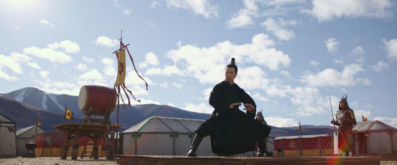 Mulan : Photo Donnie Yen