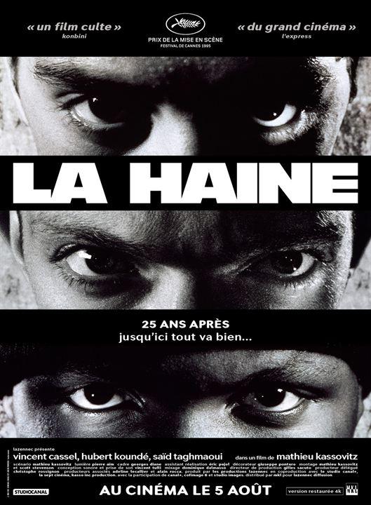 La Haine : Affiche