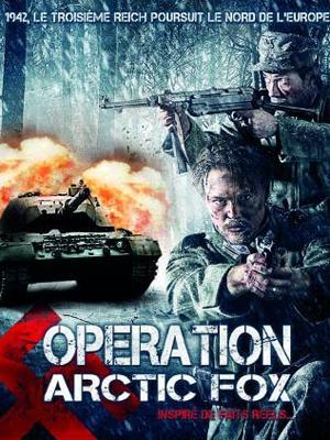 Opération Arctic Fox : Affiche