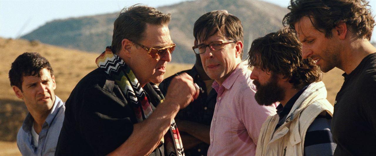 Very Bad Trip 3 : Photo Bradley Cooper, Ed Helms, John Goodman, Justin Bartha, Zach Galifianakis