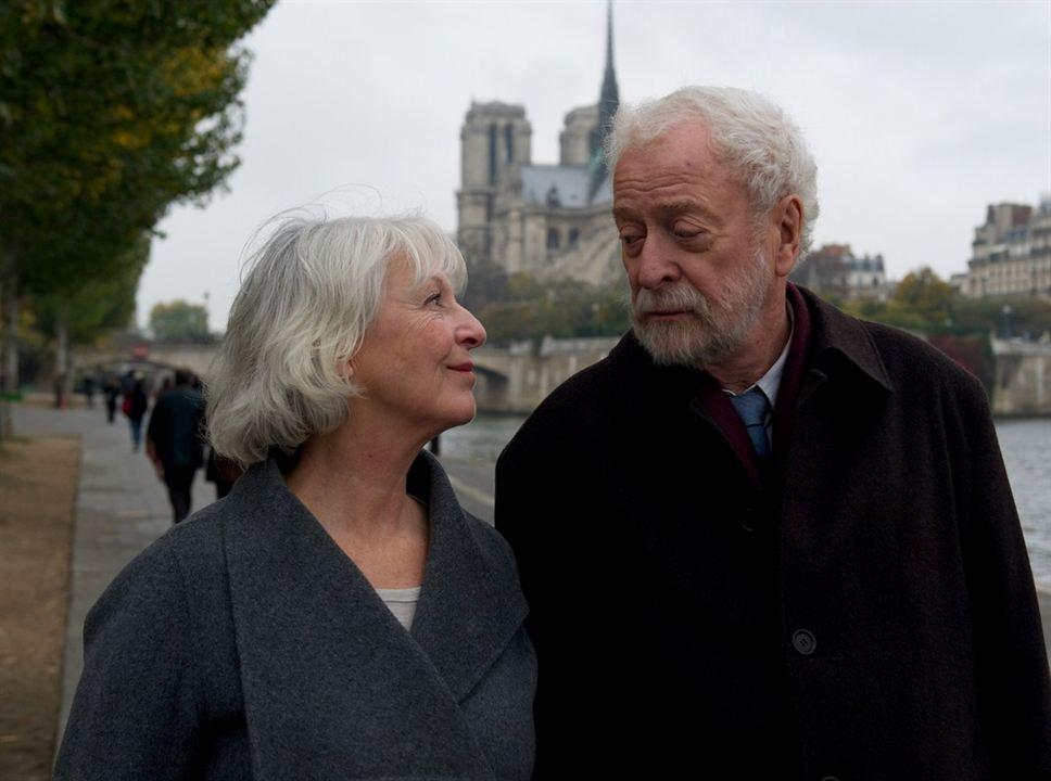 Mr. Morgan's Last Love : Photo Jane Alexander, Michael Caine