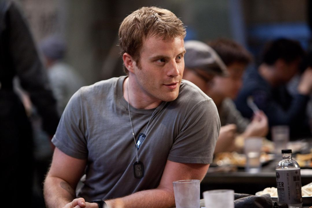 Pacific Rim : Photo Robert Kazinsky
