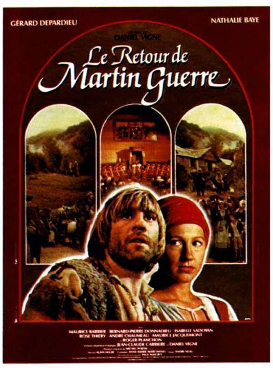 Le Retour de Martin Guerre : Affiche