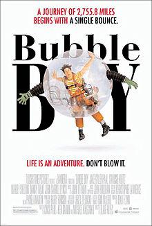 Bubble Boy : Affiche