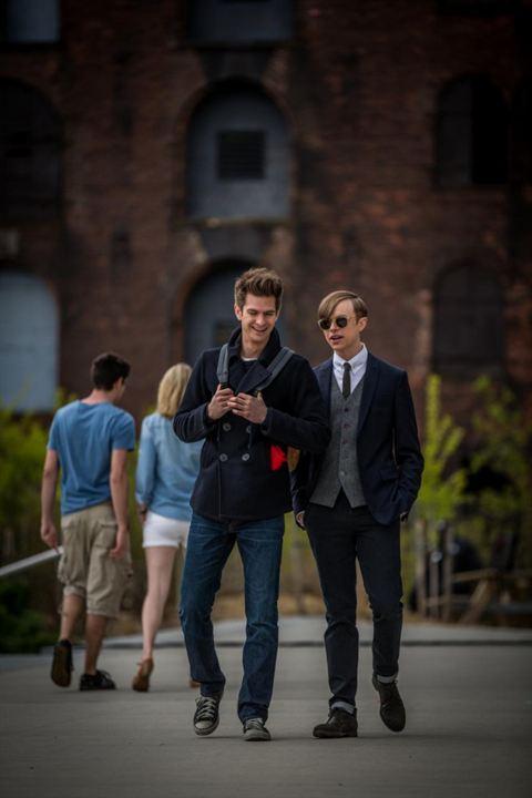 The Amazing Spider-Man : le destin d'un Héros : Photo Andrew Garfield, Dane DeHaan