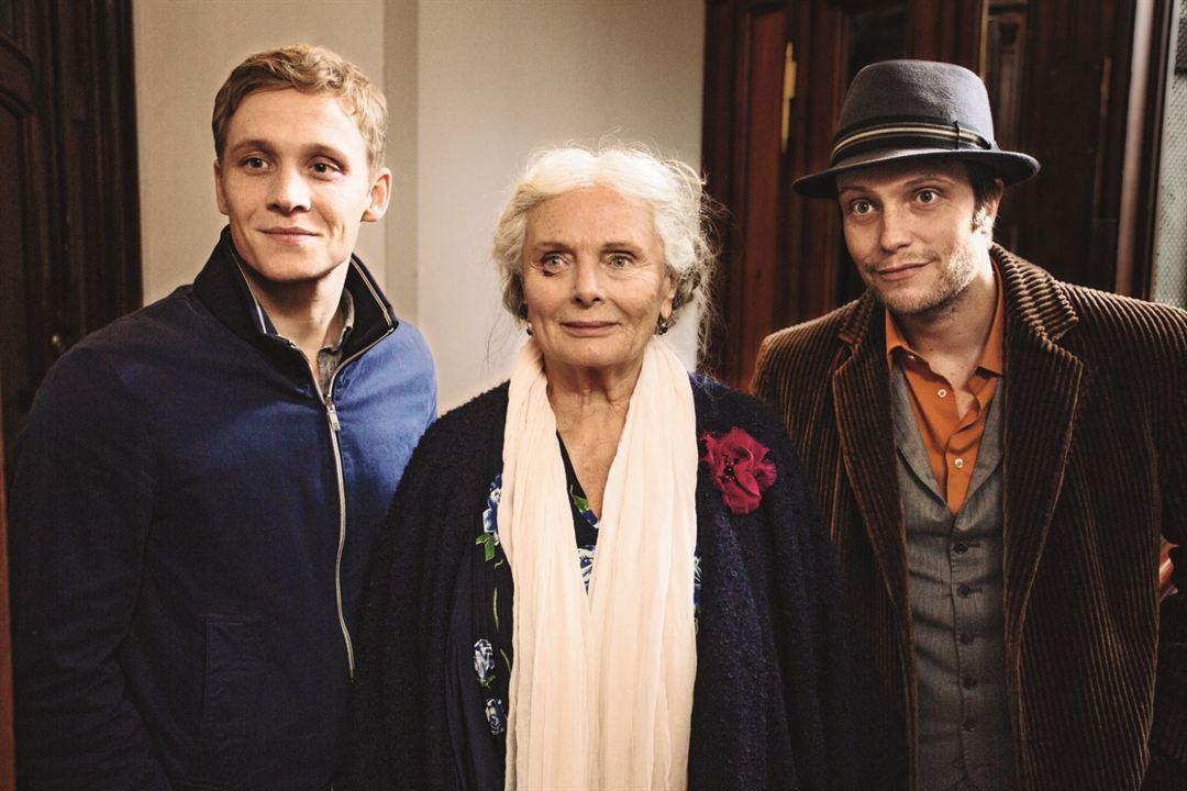 Photo August Diehl, Matthias Schweighöfer, Ruth Maria Kubitschek