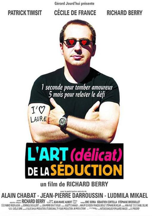 L'Art (délicat) de la séduction : Affiche