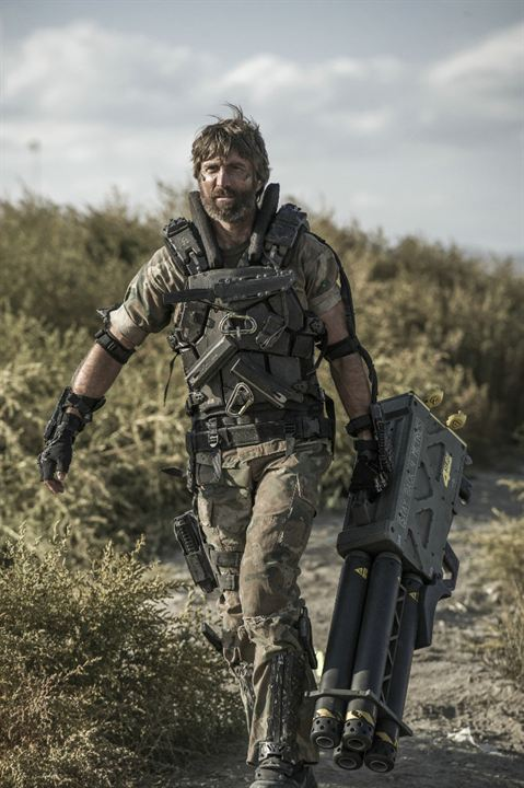 Elysium : Photo Sharlto Copley