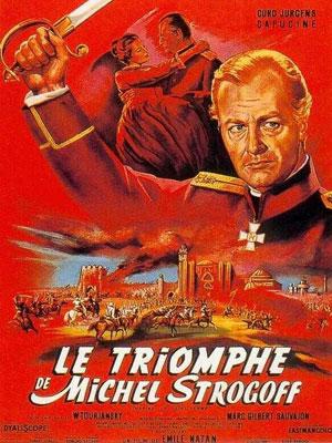 Le Triomphe de Michel Strogoff : Affiche