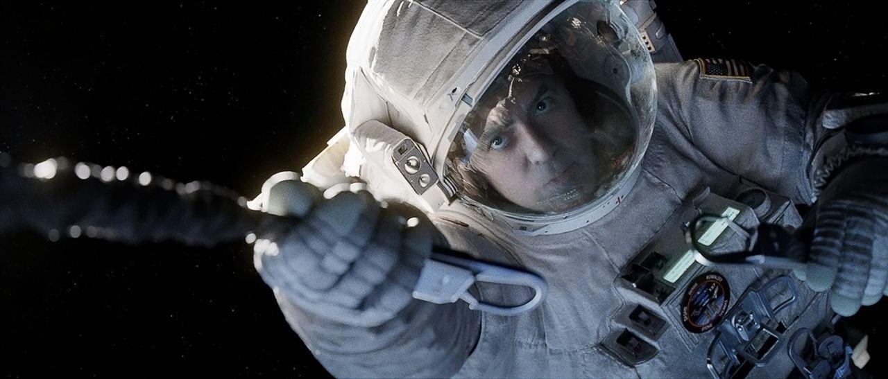 Gravity : Photo George Clooney
