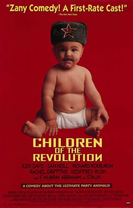 Children of the Revolution : Affiche