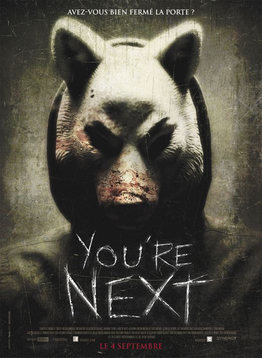 You're Next : Affiche