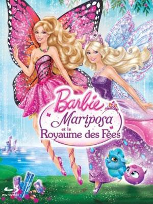 Barbie - Mariposa et le Royaume des Fées : Affiche