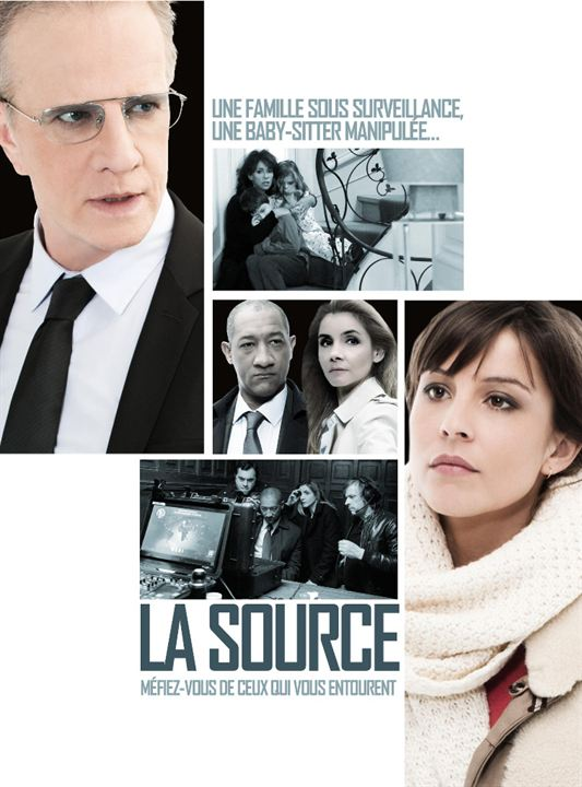 The Source : Affiche