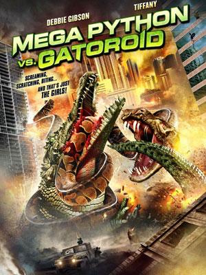 Mega Python vs. Gatoroid : Affiche