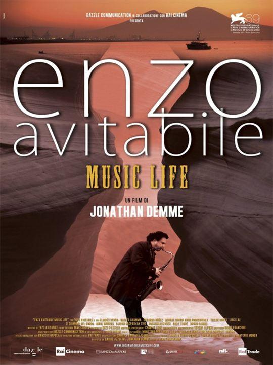 Enzo Avitabile Music Life : Affiche