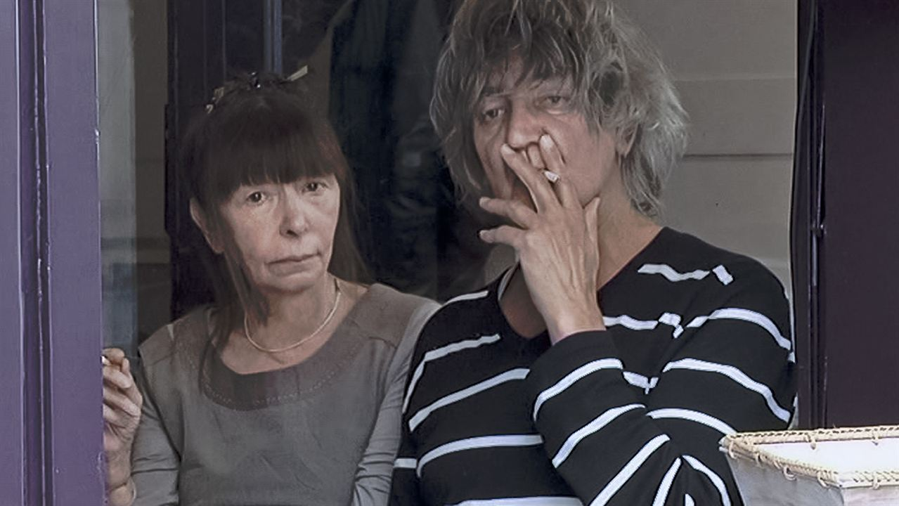 Brigitte Fontaine Reflets et Crudité : Photo Brigitte Fontaine, Jacques Higelin