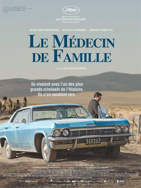 Le médecin de famille : Affiche