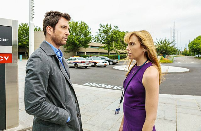 Photo Dylan McDermott, Toni Collette