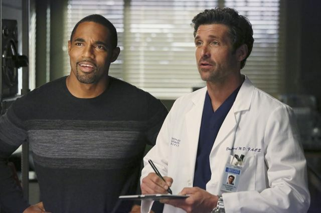 Photo Jason George (II), Patrick Dempsey