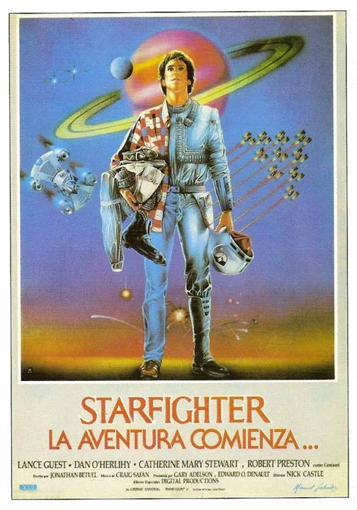 Starfighter : Affiche