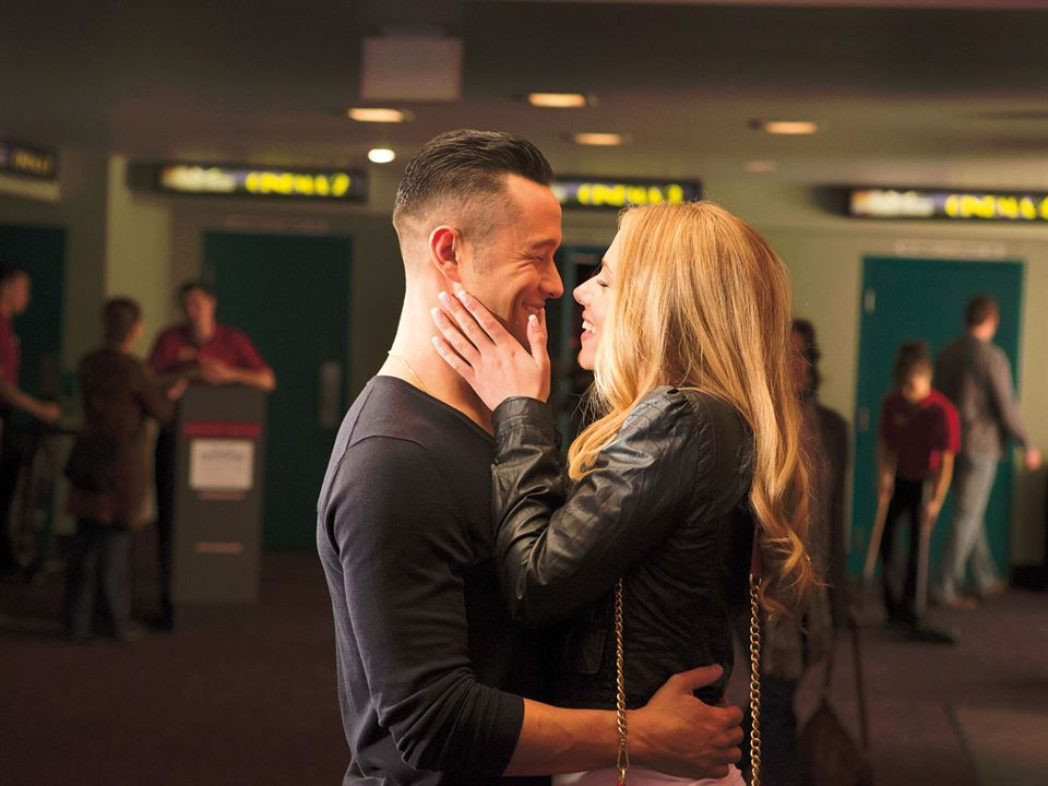 Don Jon : Photo Joseph Gordon-Levitt, Scarlett Johansson