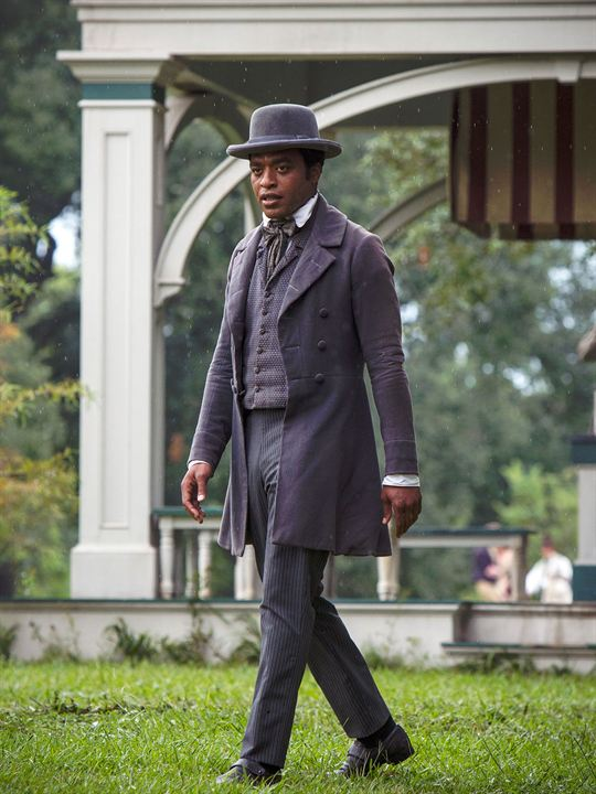12 Years a Slave : Photo Chiwetel Ejiofor