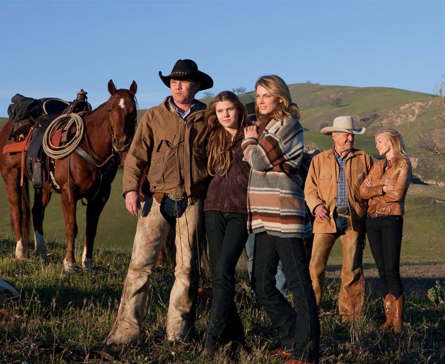 Le ranch des coeurs sauvages : Photo Cambrie Schroder, Eloise DeJoria, Ricky Schroder
