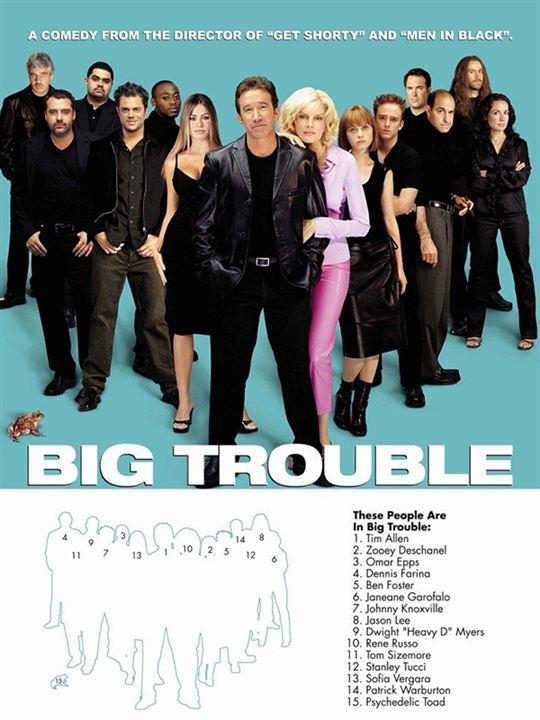 Big Trouble : Affiche